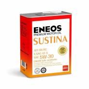 Масло моторное Eneos Sustina SN 5W30 4л, синтетика, бензин, Япония