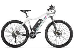 Велогибрид Benelli Alpan W 27.5 STD 14A/h, с ручкой газа. Под заказ