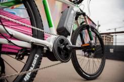 Велогибрид Benelli Tagete 27.5. Под заказ