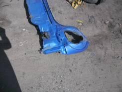 Обшивка багажника. Nissan Almera, N16, N16E