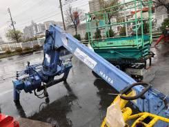 Продаётся крановая установка Maeda NEOX 284