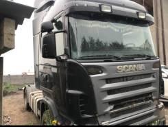 Кабина Scania R470