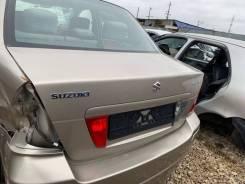 Крышка багажника Suzuki Liana 2005 [6570055812], задняя