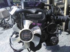 Двигатель MITSUBISHI PAJERO MINI, H56A, 4A30T, 074-0047873