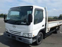Mazda Titan. 2001 Бортовой, 4 570куб. см., 3 500кг., 4x2. Под заказ
