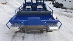 Алюминиевый Катер Rusboat 47 JET NEW, новый,