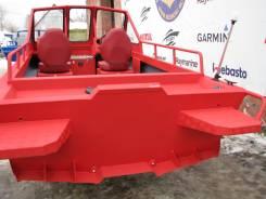 Русбот-43JET. 2019 год, длина 4,50м., двигатель подвесной, 80,00л.с., бензин. Под заказ