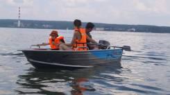 Лодка Рейд 370 + Лодочный мотор Seanovo 9.9 (15)