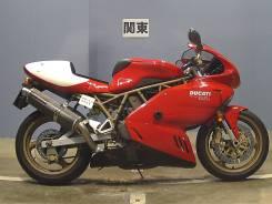 Ducati SS750IE, 2001