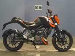 KTM 200 Duke, 2014