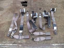 Ремень безопасности. Nissan Laurel, GC35, GNC35, HC35 RB20DE, RB25DE, RB25DET