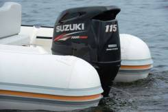Мотор лодочный Suzuki DF115ATL
