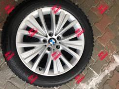 """Оригинальные зимние колеса в сборе для BMW. 9.0x19"""" 5x120.00 ET37 ЦО 74,1мм."""