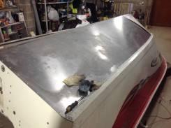 Ремонт корпуса судна из АМГ, клепальные работы, установка оборудования