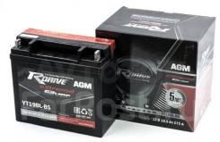 Аккумулятор(+электролит) Rdrive eXtremal Silver YT19BL-BS 18.9 а/ч
