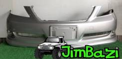 "Хром накладка на решетку бампера на Lexus LS460 / LS600 ""Jimbazi"""