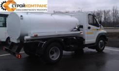 ГАЗ ГАЗон Next C31R41. Пищевая автоцистерна Водовоз/молоковоз Газон NEXT 4200Л., 4 430куб. см., 5 000кг., 4x2