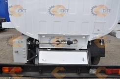 ГАЗ. Автоцистерна с насосом 4,2м3 на шасси -33098 ЕВРО-5, 4 430куб. см., 5 000кг., 4x2