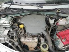 Двигатель в сборе. Renault Logan, LS0G, LS0H, LS12, LS1Y, LS0G/LS12 Двигатели: K4M, K7M, K4M690, K7M710