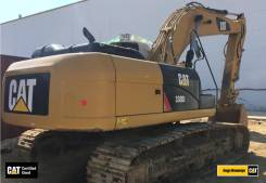 Caterpillar 330D2 L. Экскаватор (с наработкой) от официального дилера, 1,60куб. м.