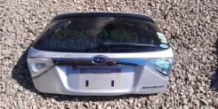 Дверь багажника. Subaru Impreza, GF5