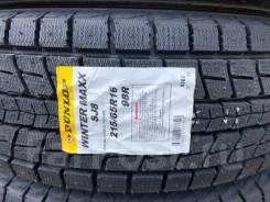 Dunlop Winter Maxx SJ8. Зимние, без шипов, 2019 год, новые