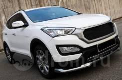 Обвес аэродинамический VEGA Hyundai Santa Fe 3 DM