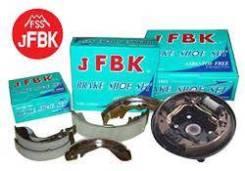 Колодки тормозные дисковые | перед | jFBK HN-340
