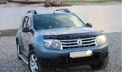 Дефлектор капота Renault Duster 2011