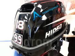 """Лодочный мотор Hidea HD18 Наклейки """"9.9"""" + Винт Tohatsu 11 Шаг"""