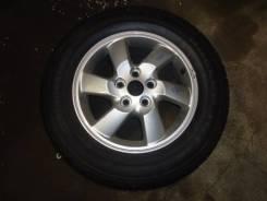 Запасное колесо Daihatsu BEGO / Toyota RUSH J210 2006г 4wd