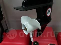 Лодочный мотор Hidea HD 9.9 FHS Новый! Винт + Чехол в Подарок