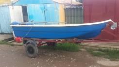 """Пластиковая лодка """"Легант345"""""""