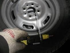 Датчик airbag. Nissan Almera, N16, N16E