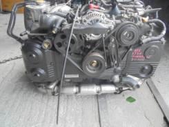 Двигатель в сборе. Subaru Legacy, BE5