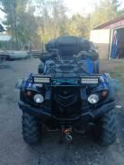 Stels ATV 700H. исправен, есть псм\птс, с пробегом