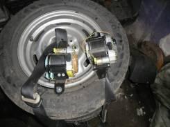 Ниссан Альмера N16 передние ремни безопасности с преднатягом пара