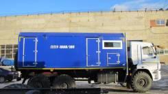 КамАЗ 43118 Сайгак. Передвижная парогенераторная установка ППУ 1600/100 на шасси 43118, 10 850куб. см. Под заказ