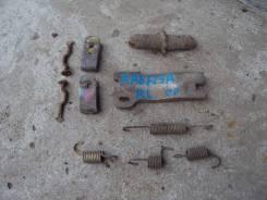 Механизм стояночного тормоза левый Honda Odyssey RA6, F23A 00г