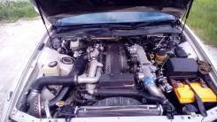 Двигатель в сборе. Toyota: Soarer, Mark II, Cresta, Supra, Chaser 1JZGTE, 1JZGE