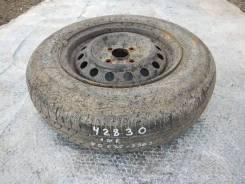 """Колесо №42830 Toyota Passo KGC35 155 80 R13 Bridgestone B391. x13"""" 4x100.00 ЦО 55,0мм."""