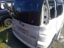 Дверь багажника. Toyota Funcargo, NCP20, NCP21, NCP25 1NZFE, 2NZFE