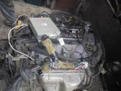 Двигатель в сборе. Mazda MPV, LW3W