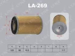Фильтр воздушный LYNXauto LA-269
