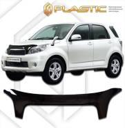 """Дефлектор капота (""""мухобойка"""") Toyota Rush"""