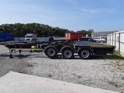 Тонар 974623. Полуприцеп контейнеровоз новый, в наличии, 38 700кг.