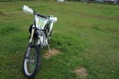 Kawasaki KX 450F, 2010