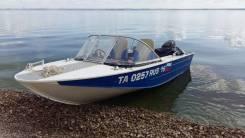 Моторная лодка Днепр Hidea 30 2 такта