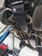 Комплект защиты Toyota Land Cruiser Prado, FJ Cruiser, GX470 установка