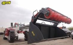 Сельскохозяйственная фреза для силоса Exten ZM2100
